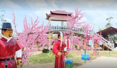 wisata Korea fantasy Kediri